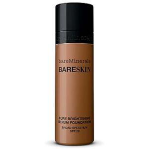 BareMinerals Bareskin Liquid Foundation & Pure Brightening Serum - Espresso
