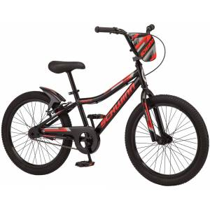 Schwinn Signature Boys' Fenite 20'' Bike, 20 IN., Black