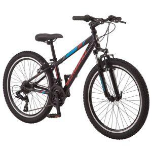 Schwinn Signature Boys' Thrasher 24'' Mountain Bike, Black
