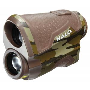 HALO 750 Yard Laser Rangefinder, camo