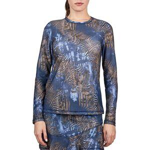 Sofibella Women's Airflow Long Sleeve Shirt, Large, Sahara