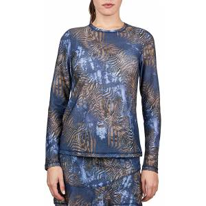 Sofibella Women's Airflow Long Sleeve Shirt, XS, Sahara