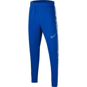 Nike Boys' Dri-FIT Graphic Tapered Training Pants, XS, Blue - Blue - Size: XS