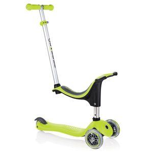 Globber Evo 4 In 1 Scooter, Green