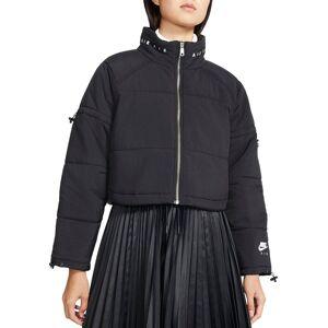 Nike Women's Air Synthetic-Fill Jacket, Medium, Black