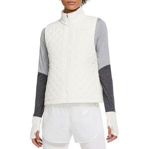 Nike Women's AeroLayer Running Vest, XS, Blue
