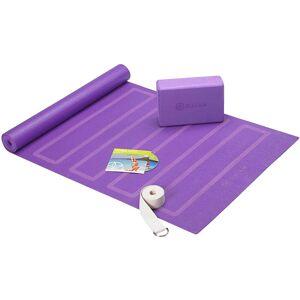 Gaiam Beginner's Yoga Experience Kit