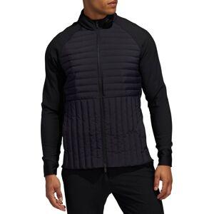 adidas Men's Frostguard Insulated Golf Jacket, XXL, Black