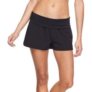 Body Glove Women's Seaside Vapor Board Shorts, Small, Black