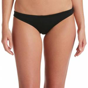 Nike Women's Essential Bikini Bottom, XXL, Black