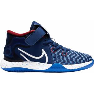 Nike Kids' Preschool KD Trey 5 VIII Basketball Shoes, Blue