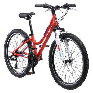 Schwinn Signature Girls' Cimarron 24'' Mountain Bike, 24 IN., Red