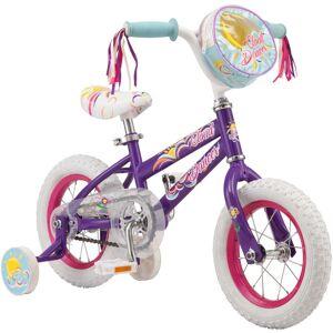"Pacific Cycle Pacific Girls' Cloud Dancer 12"" Bike, Purple"