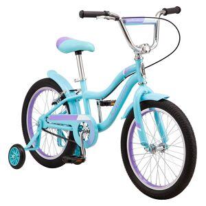 "Schwinn Signature Girls' Lil Sunnyside 18"" Bike, 18 IN., Blue"
