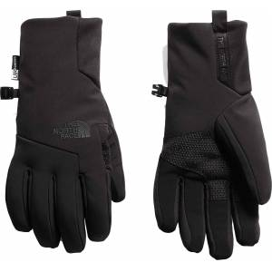 The North Face Women's Apex+ ETIP Gloves, XS, Black - Black - Size: XS