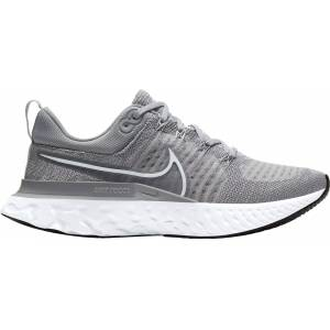 Nike Women's React Infinity Run Flyknit 2 Running Shoes, Gray