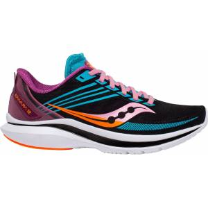 Saucony Women's Kinvara 12 Running Shoes, Black