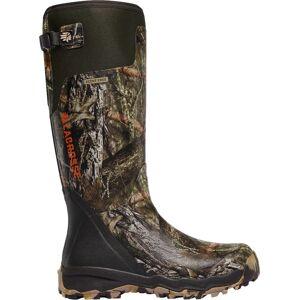 LaCrosse Men's Alphaburly Pro 18'' Rubber Hunting Boots, Green