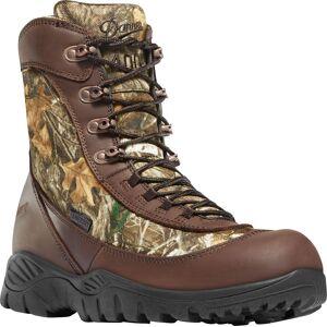 Danner Men's Element 8'' Realtree Edge 400g Waterproof Hunting Boots, Multi