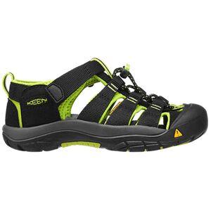 KEEN Kids' Newport H2 Sandals, 10K, Black - Black - Size: 10K