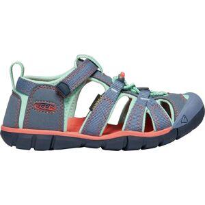 KEEN Kids' Seacamp II CNX Water Sandals, Flint Stone