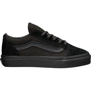 Vans Kids' Preschool Canvas Old Skool Shoes, Boys', Black