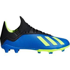 adidas Kids' X 18.3 FG Soccer Cleats, Boys', Blue