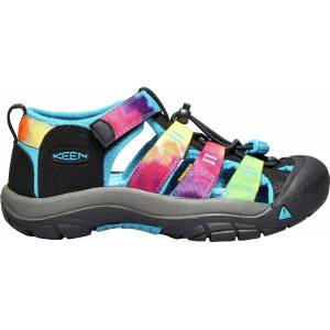 KEEN Kids' Newport H2 Tie Dye Sandals, Multi