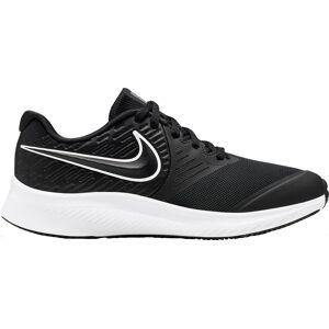 Nike Kids' Grade School Star Runner 2 Running Shoes, Boys', Black
