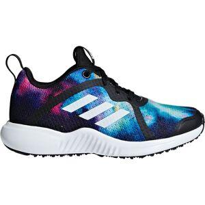 adidas Orginals Kids' Grade School FortaRun Print Running Shoes, Boys', Black
