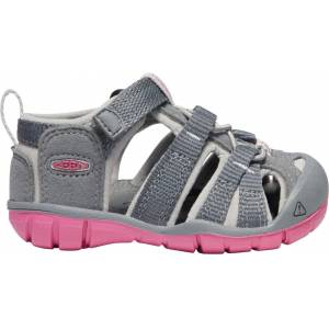 KEEN Toddler Seacamp II CNX Sandals, Gray - Gray - Size: One Size