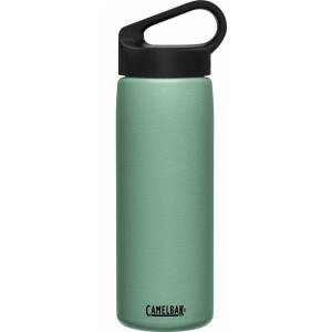 CamelBak Carry Cap Stainless Steel 20 oz. Insulated Bottle, Green