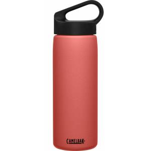 CamelBak Carry Cap Stainless Steel 20 oz. Insulated Bottle, Red