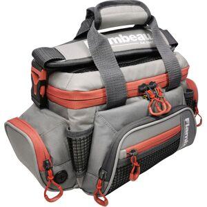 Flambeau Pro-Angler 5007 Tackle Bag, Grey/red - Grey/red