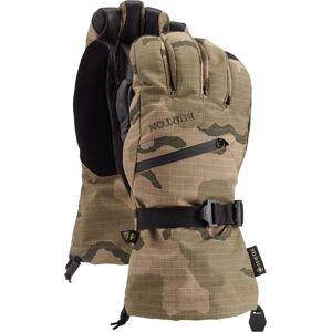Burton Men's Gore Gloves, Small, Barren Camo