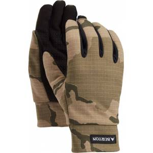 Burton Men's Touch N Go Gloves, Large, Barren Camo