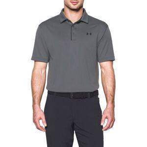 Under Armour Men's Tech Golf Polo, XXL, Graphite - Graphite - Size: XXL