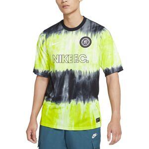 Nike Men's F.C. Soccer Jersey, Medium, Black