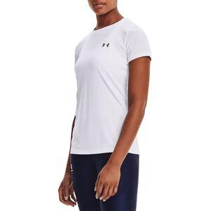 Under Armour Women's Tech Twist Crewneck T-Shirt, Medium, White