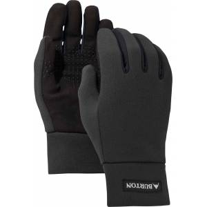 Burton Youth Touch N' Go Liner Gloves, Kids, Small, Black