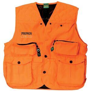 Primos Gunhunter's Hunting Vest, Men's, XL/2X, Blaze Orange