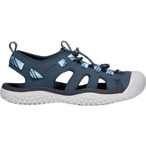 KEEN Women's SOLR Sandals, Blue - Blue - Size: One Size