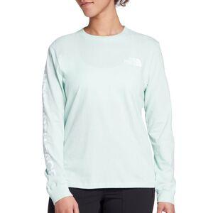 The North Face Women's Proud Long Sleeve Shirt, Medium, Blue