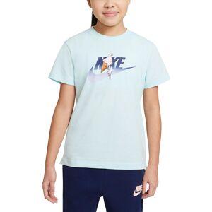 Nike Girls' Sportswear Ice Cream T-Shirt, Medium, Blue