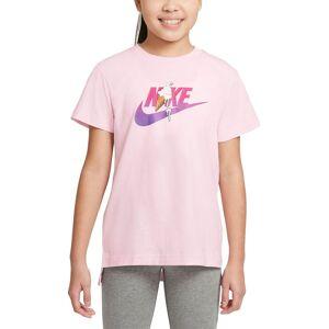 Nike Girls' Sportswear Ice Cream T-Shirt, Medium, Pink