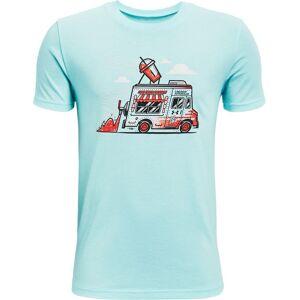 Under Armour Boys' SP Ice Cream T-Shirt, Medium, Blue
