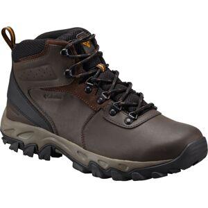 Columbia Men's Newton Ridge Plus II Waterproof Hiking Boots, Brown