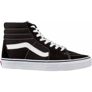 Vans SK8-Hi Shoes, Men's, Black