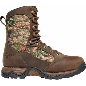 "Danner Men's Pronghorn 8"" Mossy Oak Break-Up Country 800g Waterproof Hunting Boots, Mossy Oak Break-upcountry - Mossy Oak Break-upcountry - Size: 8"""