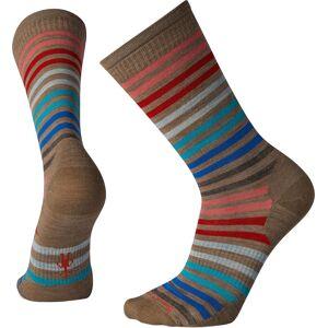 Smartwool Men's Spruce Street Crew Socks, Large, Fossil - Fossil - Size: L